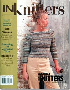 machine knitting magazine