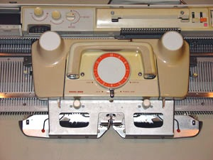 Studio 326 standard gauge knitting machine carriage