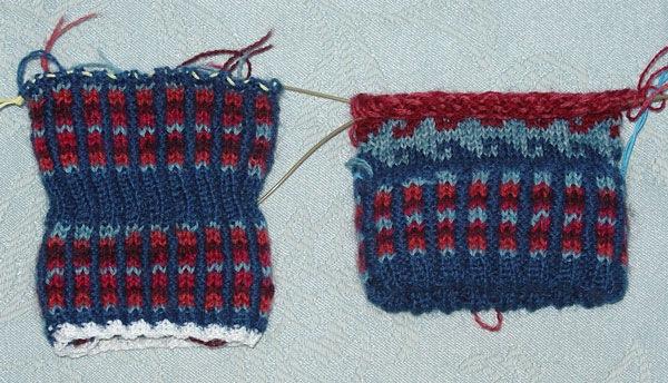 turkish gloves corrugated rib cuffs
