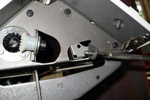 passap racking handle step 3