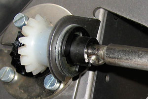 passap racking handle step 8