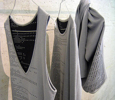 voice activated knitting machine sweaters Machine Knitting