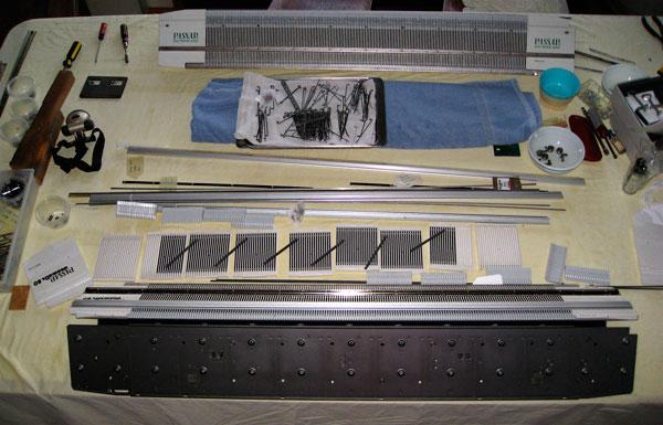 passap-e6000-stripped-clean-repair
